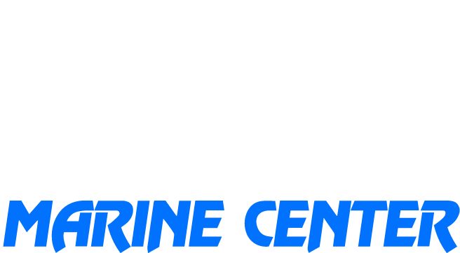 MARINE CENTER WHTE LOGO